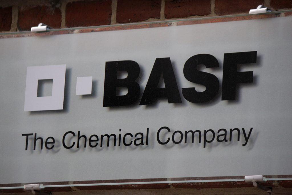 BASF ist eines der größten Unternehmen in Rheinland-Pfalz