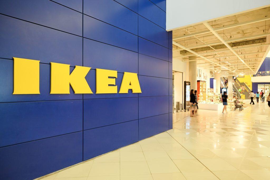 IKEA, eines der 5 größten Möbelhäuser Deutschlands