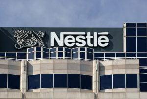 Wertvollste Firmen Europa: Nestle