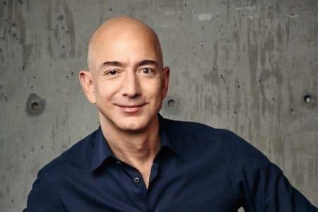 Jeff Bezos, Gründer Amazon