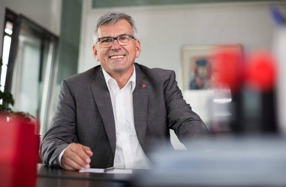 Dirk Hofmann, IG Metall