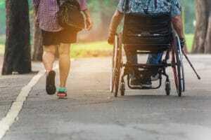 Versicherung Multiple Sklerose