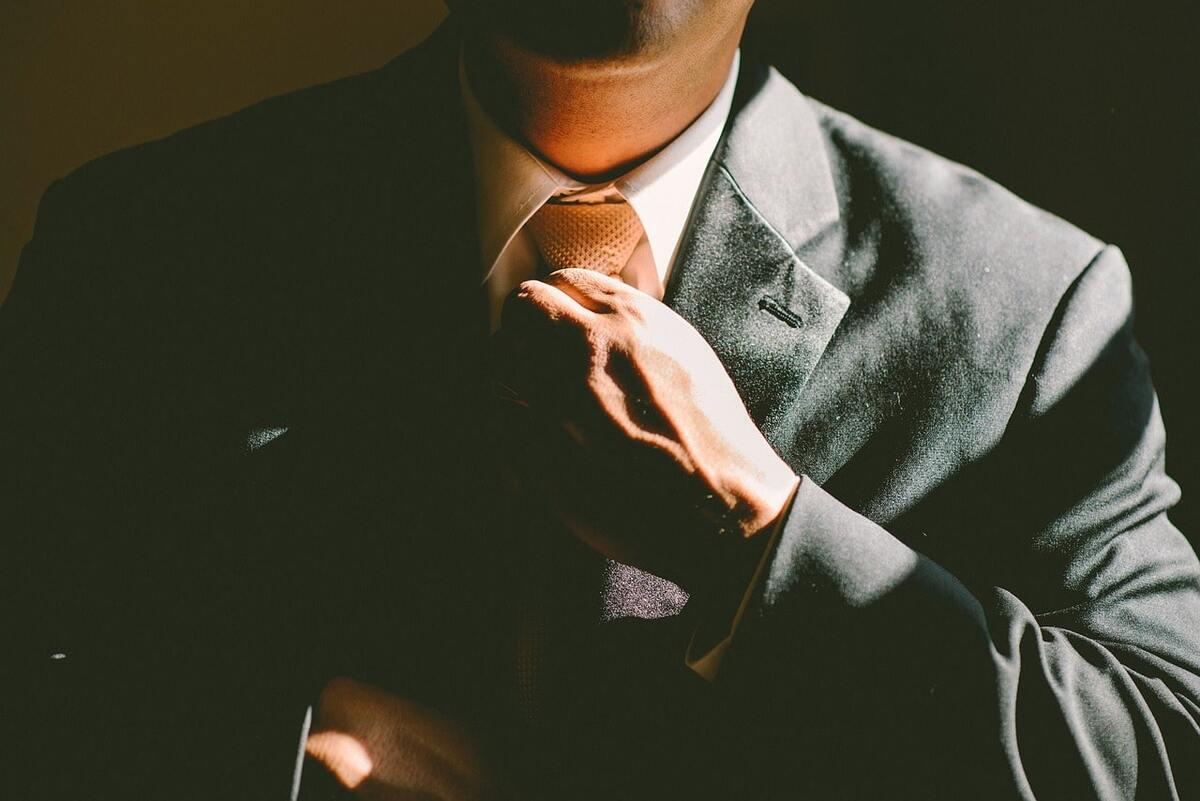 Mitarbeiter oder Chef im Job