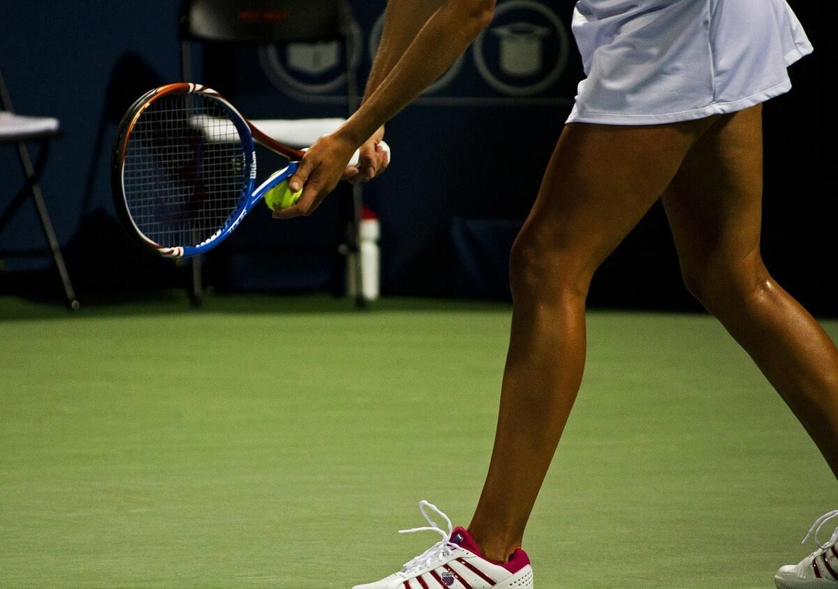 Tennis-Spielerinnen