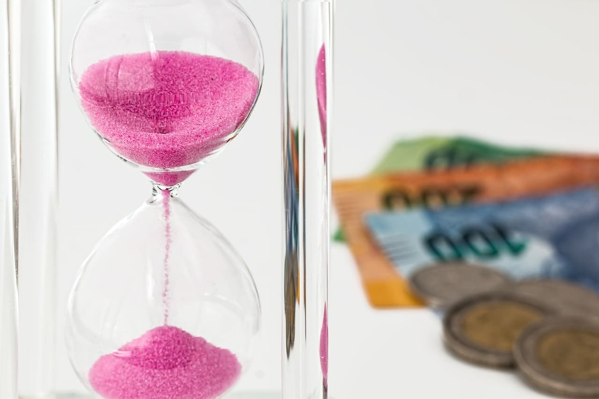 Zeit für das Bargeld läuft