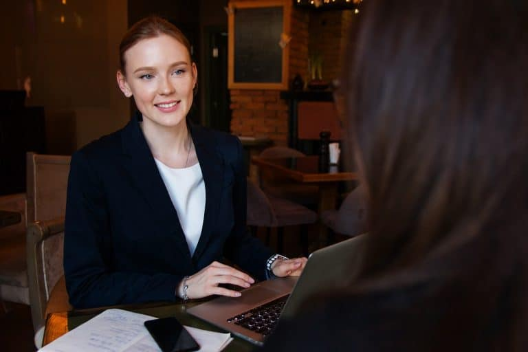 Top-Gehalt bei Frauen.