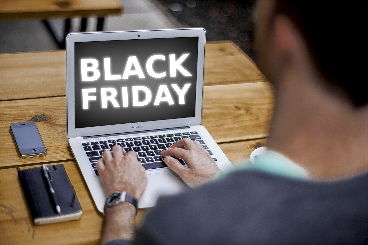 Online-Handel am Black Friday boomt