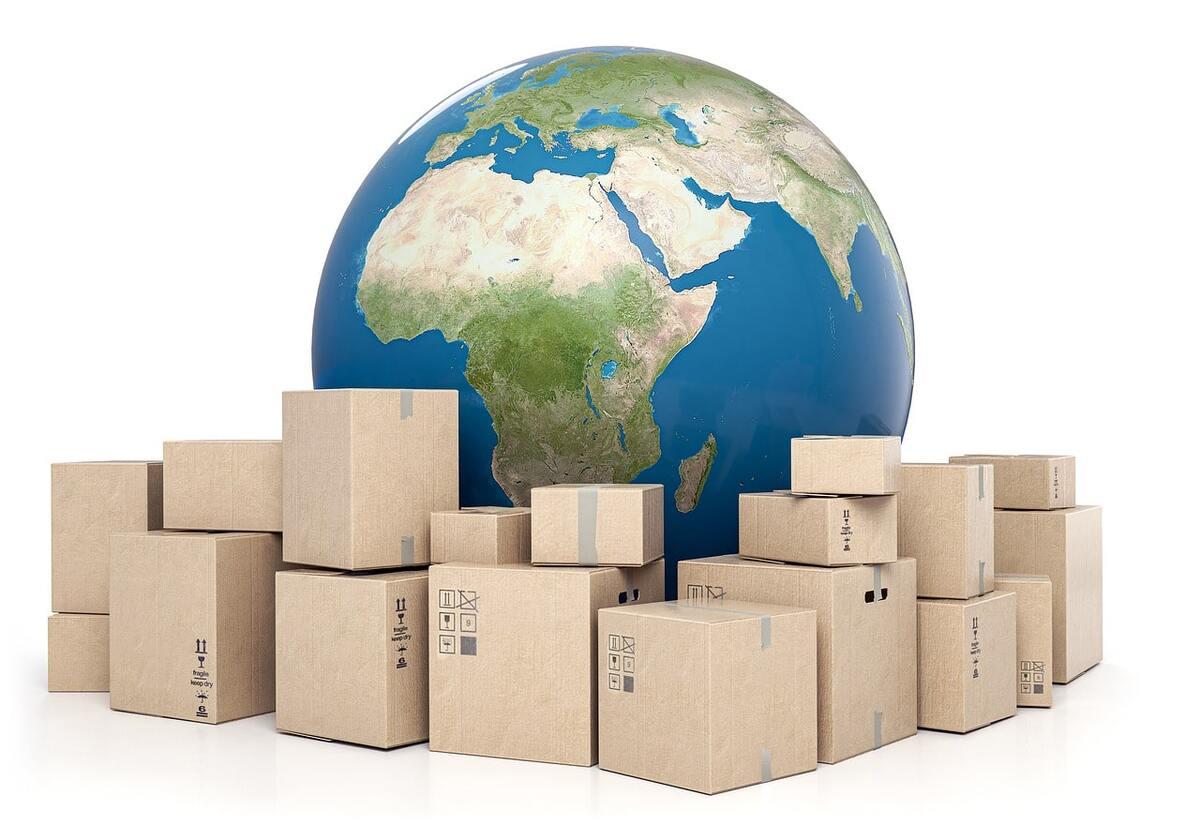 Pakete schicken