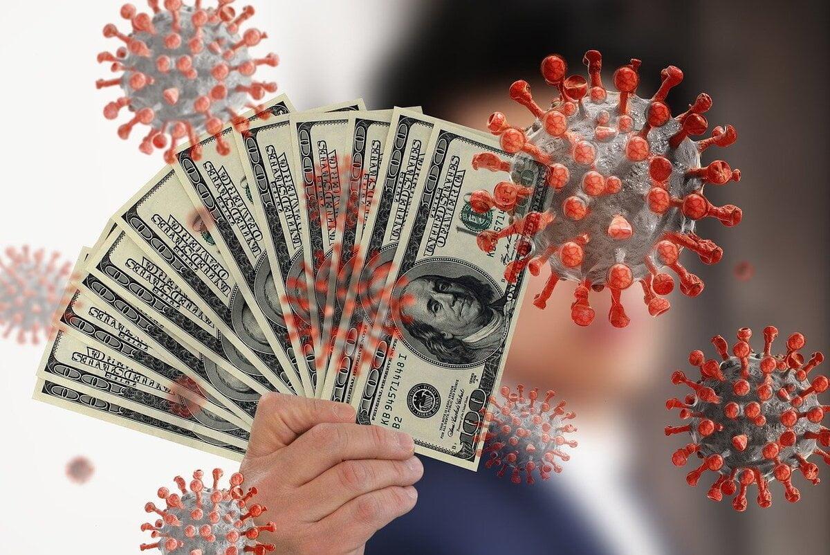 Coronakrise Kosten Dollar