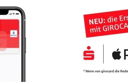 Apple Pay Girocard Sparkassen
