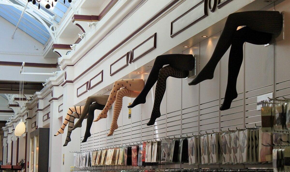 Kaufhaus Warenhaus