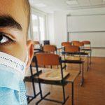 Mund-Nase-Schutz in Schulen