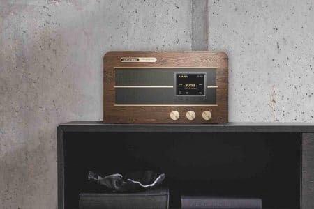 Retro-Radio Heinzelmann von Grundig