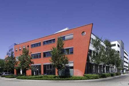 Zentrale der Media Saturn Holding in Ingolstadt