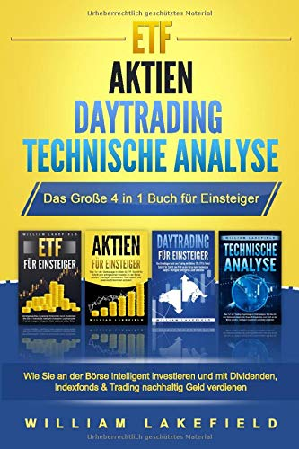 ETF-Aktien-Daytrading-Buch