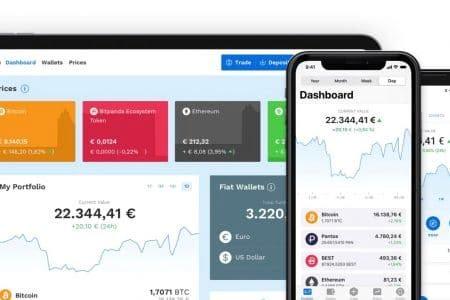 Krypto-Börse Bitpanda