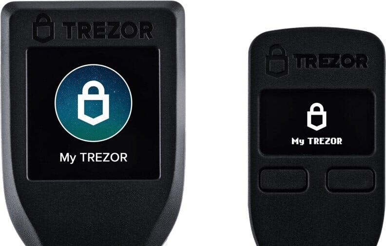 Trezor-Scam-App Hardware-Wallets