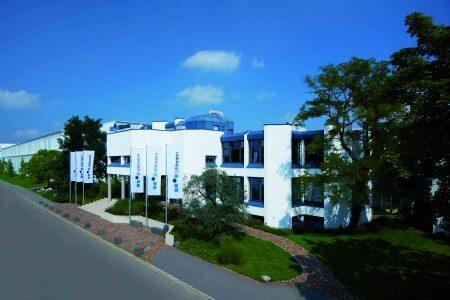 Hauptsitz der Uhlmann Pac-Systeme